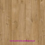 Panel Winylowy LVT QUICK STEP PULSE CLICK PLUS Dąb Bawełniany Naturalny PUCP40104