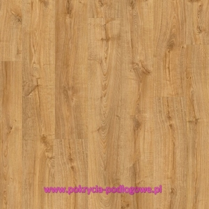 Panel Winylowy LVT QUICK STEP PULSE CLICK Dąb Jesienny Miodowy PUCL40088