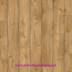Panel Winylowy LVT QUICK STEP PULSE CLICK Dąb Piknikowy Ciepły Naturalny PUCL40094